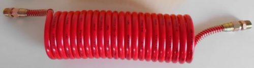 Air Coil Red 4m