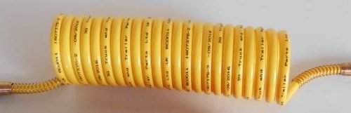 Air Coil Yellow 4m