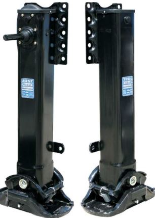 Jost Modul Landing Legs ( pair without shaft and handle )