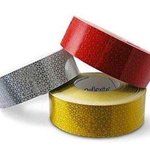 Reflexite Tape Red 50m