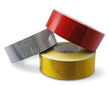 Reflexite Tape Amber 50m