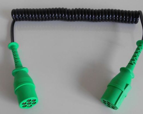 Electrical supplementary Green Small Coil 3m