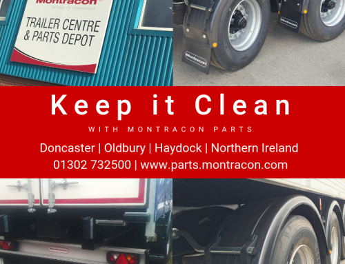 Right now at Montracon Parts we have a fantastic range of products to keep your trailer clean are protected.