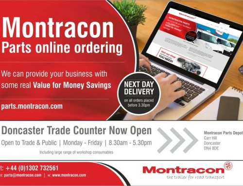 Montracon Trailer Parts